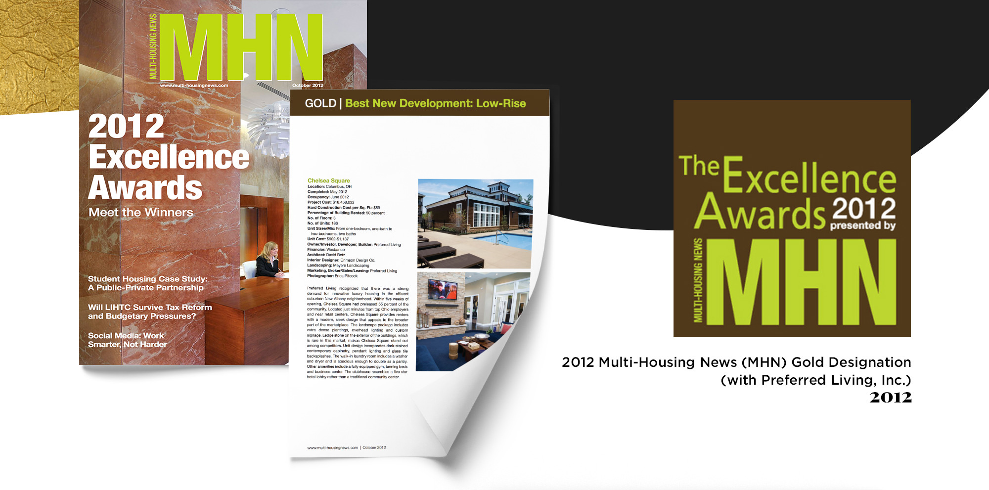Multi-Housing News Excellence Award