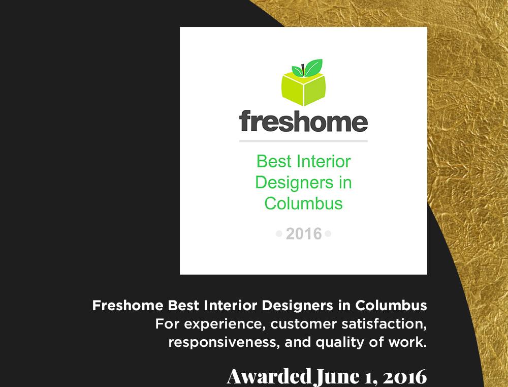 Freshome Award